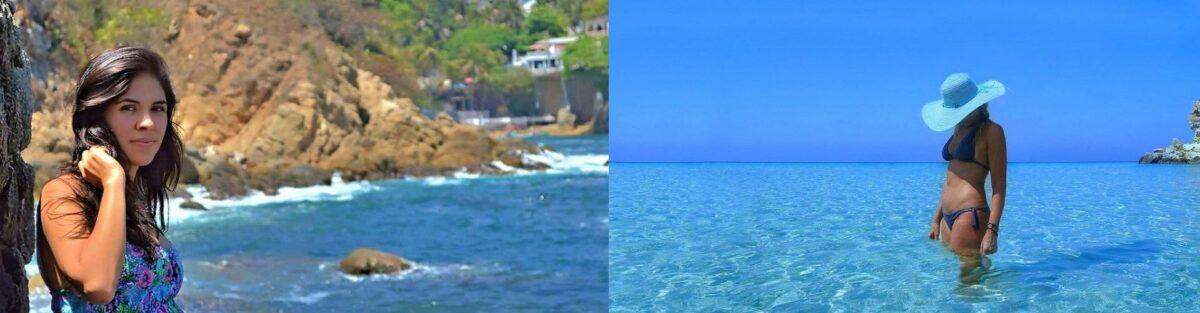 Fotos am Meer