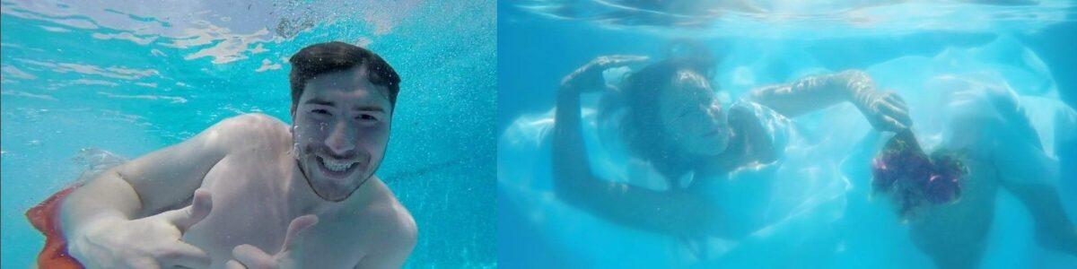 Unterwasserfotograf