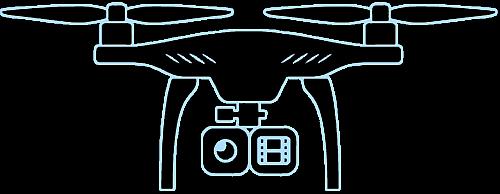 Dronenaufnahmen